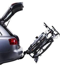 Cykelholder til anhængertræk