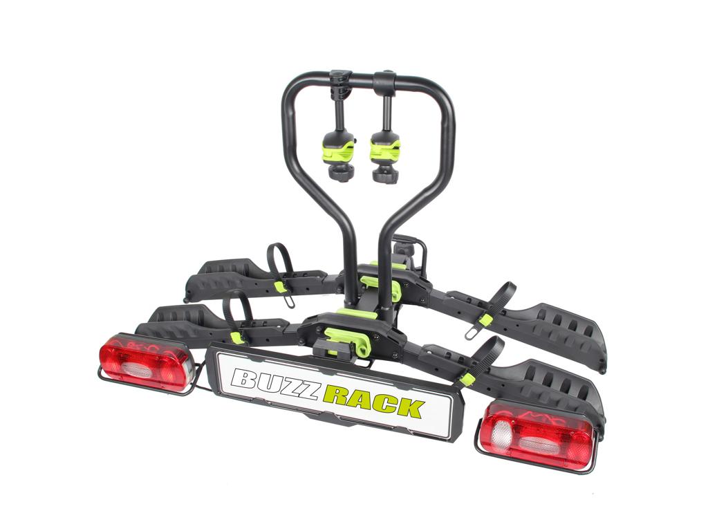 Buzzrack - SCORPION - Cykelholder til 2 EL-cykler